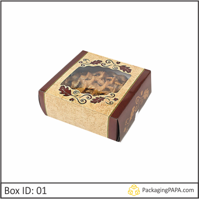 Custom Pie Packaging Boxes 01
