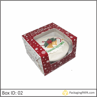 Custom Pie Packaging Boxes 02