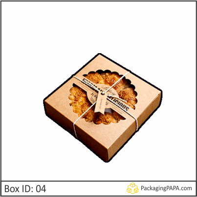 Custom Pie Packaging Boxes 04