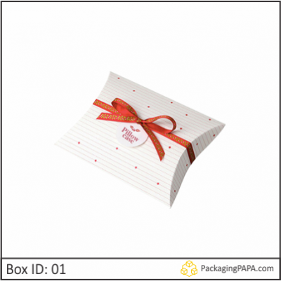 Custom Pillow Luxury Gift boxes 01