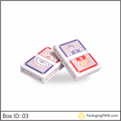 Custom Playing Card Packaging Boxes 03