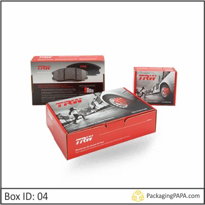 Custom Printed Automobile Packaging Boxes 04