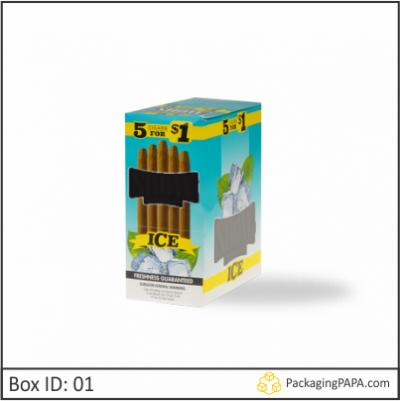 Custom Printed Cigar Packaging Boxes 01