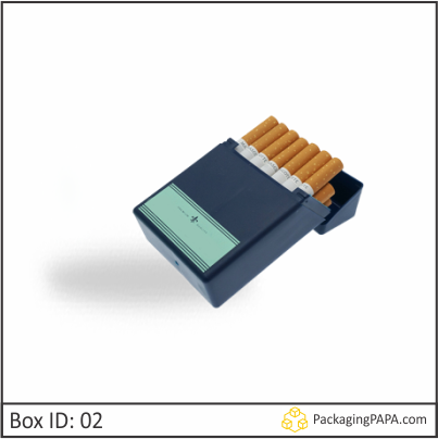 Custom Printed Cigarette Packaging Boxes 02