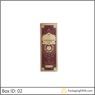 Custom Printed Essential Oil Packaging Boxes 02