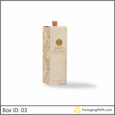 Custom Printed Glossy Lotion Packaging Boxes 03