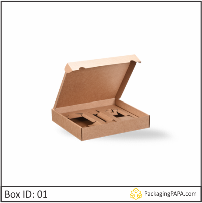 Custom Printed Insert Packaging Boxes 01