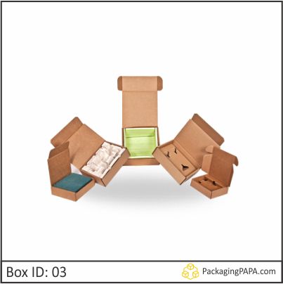 Custom Printed Insert Packaging Boxes 03