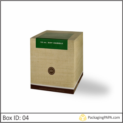 Custom Printed Jar Candle Packaging Boxes 04