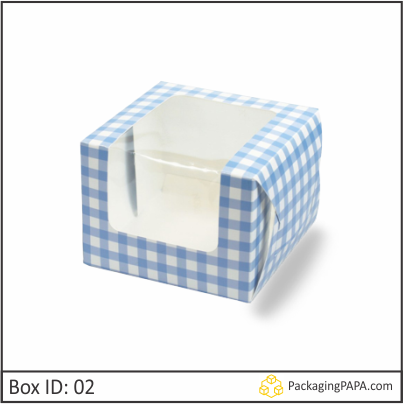 Custom Printed Muffin Packaging Boxes 02