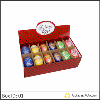 Custom Printed Ornament Packaging Boxes 01