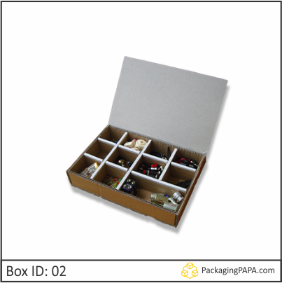 Custom Printed Ornament Packaging Boxes 02