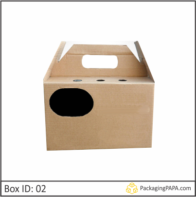 Custom Printed Pet Packaging Boxes 02
