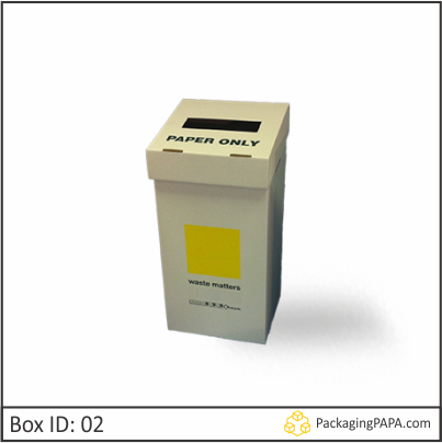 Custom Printed Recycling Packaging Boxes 02
