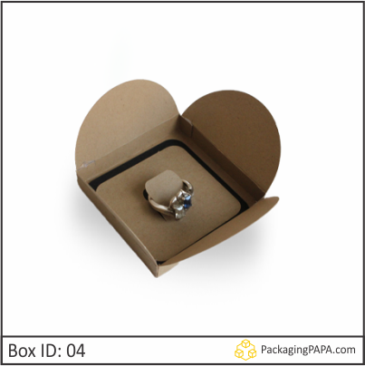 Custom Printed Ring Packaging Boxes 04