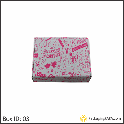 Custom Printed Skin Care Beauty Packaging Boxes 03