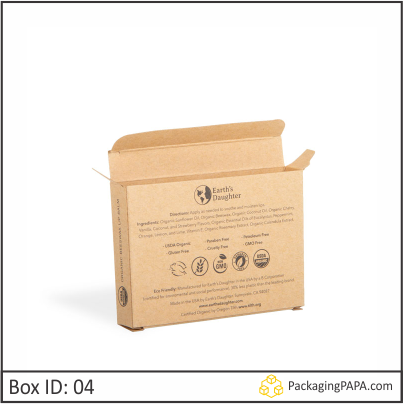 Custom Printed Skin Care Oil Packaging Boxes 04