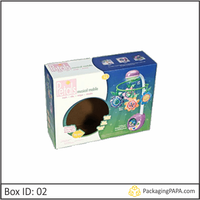 Custom Printed Toy Packaging Boxes 02
