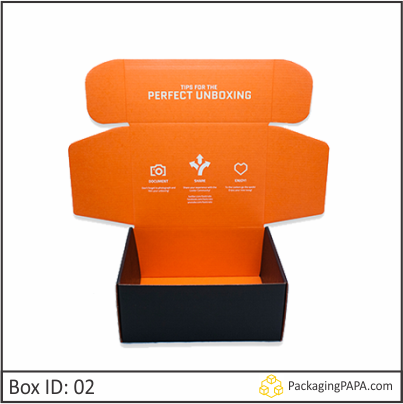Custom Printing Shipping Auto Part Packaging Boxes 02