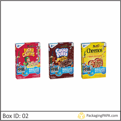 Custom Rube Goldberg Cereal Boxes 02