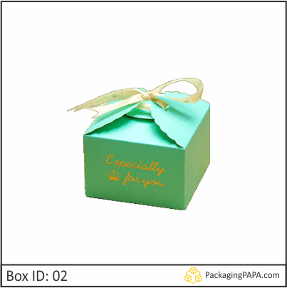 Custom Small Cake Boxes 02