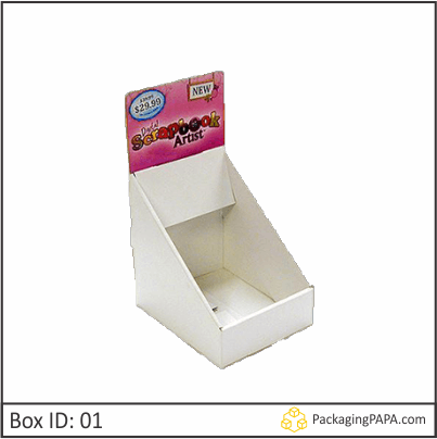 Custom Small Counter Display Boxes 01