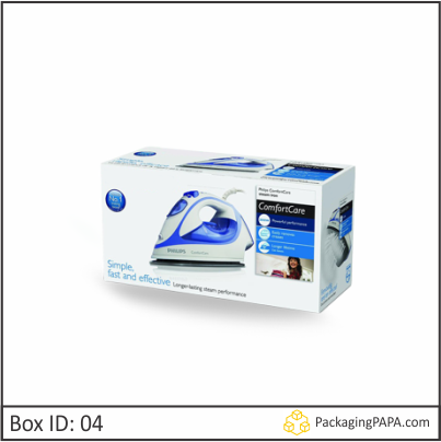 Custom Steam Iron Packaging Boxes 04