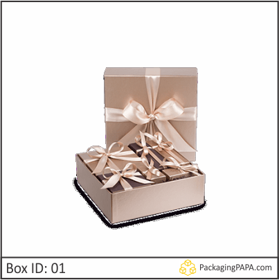 Custom Sweet Gift Packaging Boxes 1