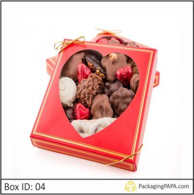 Custom Sweet Gift Packaging Boxes 04