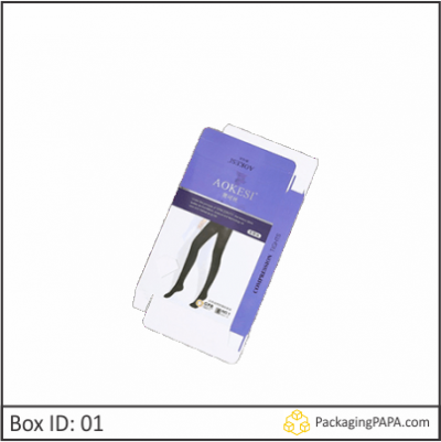 Custom Tights Packaging Boxes 01