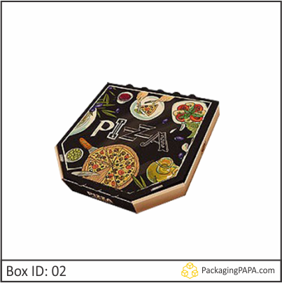 Custom Unique Shaped Pizza Boxes 02