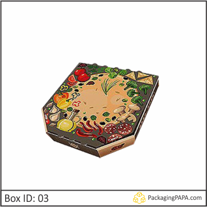 Custom Unique Shaped Pizza Boxes 03