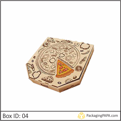 Custom Unique Shaped Pizza Boxes 04