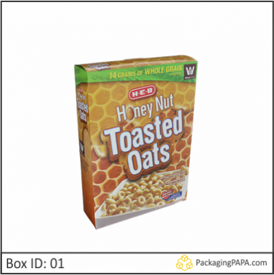 Custom Whole Grain Cereal Boxes 01