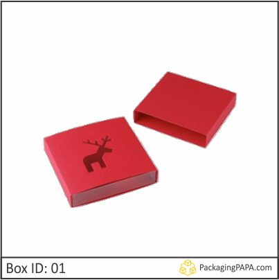 Custom Window Die Cut Boxes 01