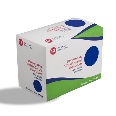 Custom Printed Bandage Packaging Boxes 3