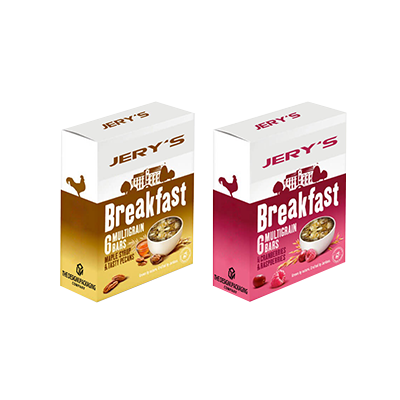 Custom Breakfast Cereal Boxes
