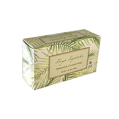 Custom Printed Soap Packaging Boxes 2