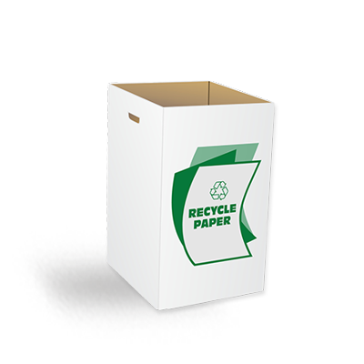 Custom Printed Recycling Packaging Boxes 1