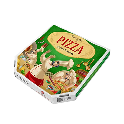 Custom Pizza Slice Boxes 1