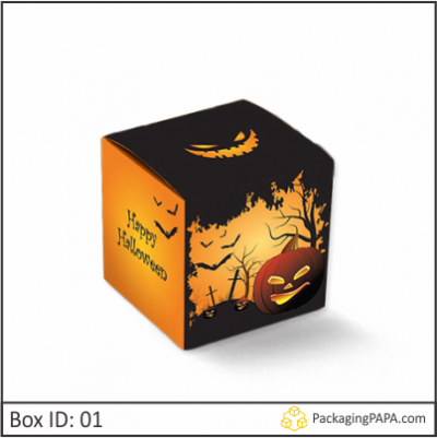 custom Halloween Packaging Boxes 01