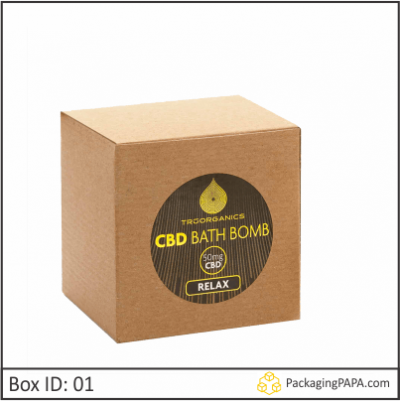 Custom Printed CBD Boxes 01