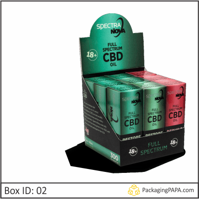Custom Printed CBD Boxes 02