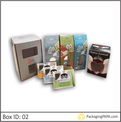 Wholesale Soap Packaging 02