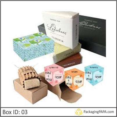 Wholesale Soap Packaging Box 03