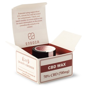 CBD Wax Boxes